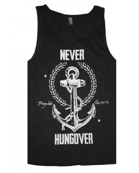 Never Hungover Tank