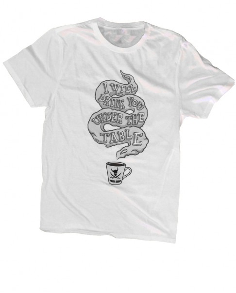 LIMITED EDITION Coffee Sober Tee