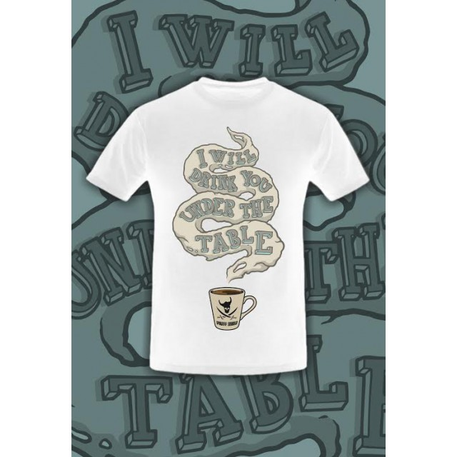 LIMITED EDITON Coffee Sober Tee - PRE ORDER